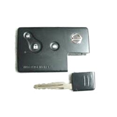 Nissan Remote Key 10